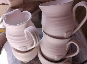 peninsula pottery process