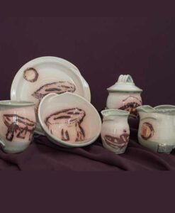 breakfast set pottery ireland